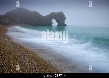 Durdle Door, Jurassic Coast, Dorset, England, UK Banque D'Images