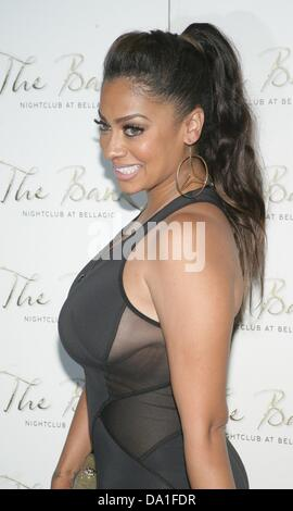 Las Vegas, Nevada, USA. 30 juin 2013. LaLa Anthony aux arrivées de LaLa Anthony d'anniversaire, la Banque de nuit, Las Vegas, NV le 30 juin 2013. Photo par : James Atoa/Everett Collection/Alamy Live News Banque D'Images