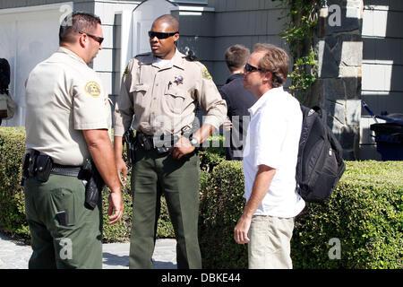 Arrestation en Californie