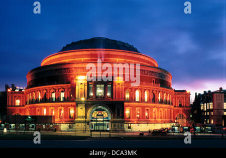 Royal Albert Hall. Londres. L'Angleterre Banque D'Images
