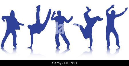 Danse Banque D'Images