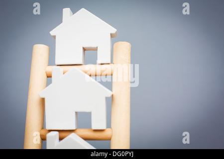 Concept Image pour illustrer la propriété Banque D'Images