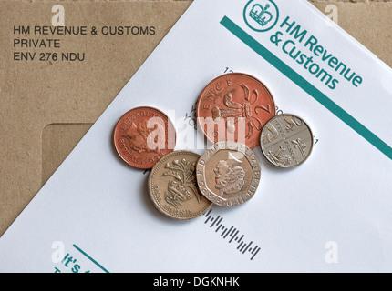 L'administration des douanes et du revenu du Canada Avis d'auto-évaluation à remplir une déclaration de revenus.
