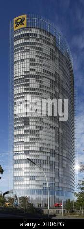 Post-Tower, Deutsche Post AG de l'administration centrale, Bonn, Rhénanie-du-Nord - Westphalie,