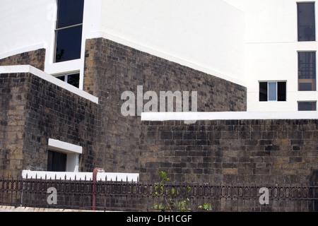 NCPA building Nariman Point Mumbai Maharashtra Inde Asie Banque D'Images