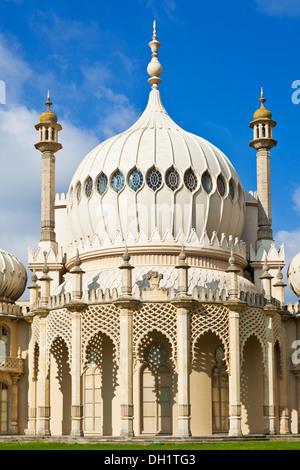 Pavillon de Brighton Pavilion Brighton Pavilion East Sussex England UK GB EU Europe Banque D'Images