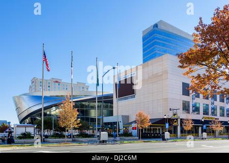 Nascar Hall of Fame, Charlotte, North Carolina, USA Banque D'Images