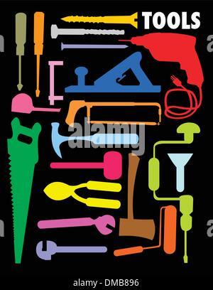 outils Banque D'Images