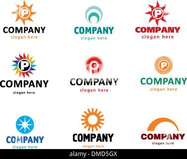 logo Sun Banque D'Images