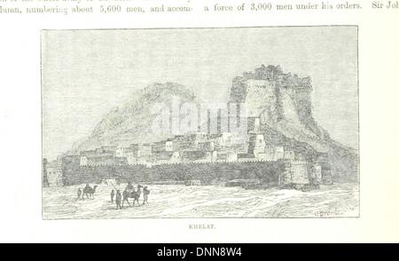 Image prise à partir de la page 400 de '[Cassell's Illustrated Histoire de la guerre russo-turque, etc.]' Banque D'Images