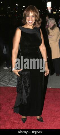 Le 29 novembre 2006 - New York, NY, USA - 28 novembre 2006 - New York, NY, USA - Gayle King assister à 3e l'UNICEF Banque D'Images