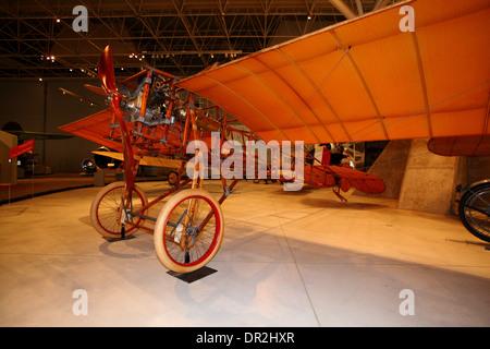 McDowall Monoplane présentée à Ottawa Musée aéronautique et spatial, le 12 janvier 2014