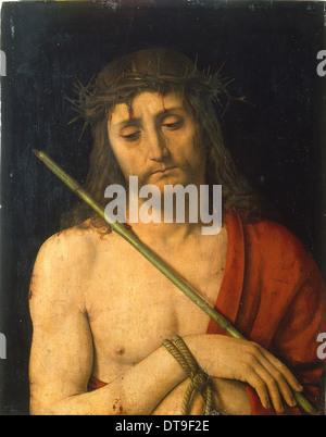 Ecce Homo, 1505-1506. Artiste: Solari (Solario), Andrea (1470-1524) Banque D'Images