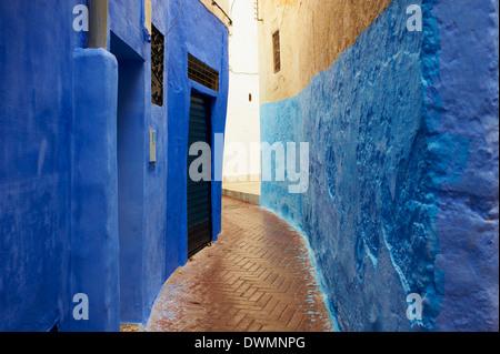 Ruelle de la médina (vieille ville), Tanger (Tanger), Maroc, Afrique du Nord, Afrique Banque D'Images