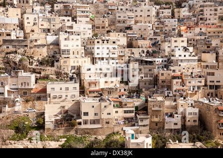 Jérusalem-est Banque D'Images