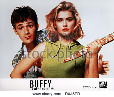 BUFFY the Vampire Slayer Banque D'Images