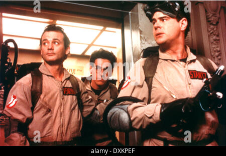 GHOSTBUSTERS Banque D'Images