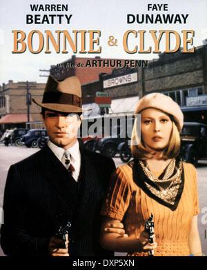 BONNIE ET CLYDE Banque D'Images