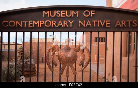 Musée des Arts Autochtones Banque D'Images