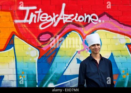 L'Italie, l'Emilie Romagne, Novellara, festival Baisakhi