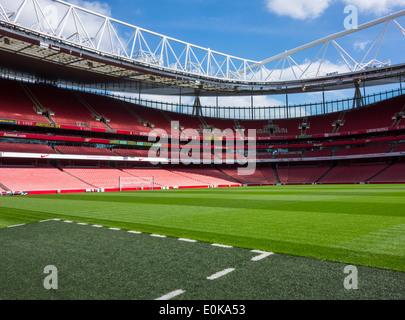 Le Club d'Arsenal Stadium