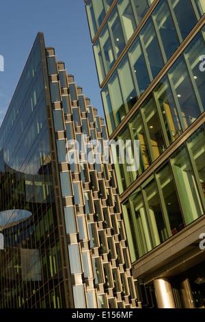 L'architecture moderne Banque D'Images