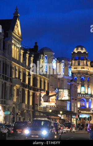 Royaume-uni, Angleterre, Londres, Theatre District, Shaftesbury Avenue,