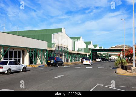 L'Aéroport International Maurice Bishop, Grenade, West Indies