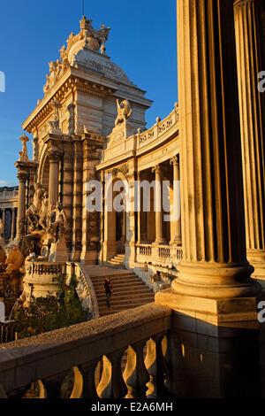 France, Bouches du Rhône, Marseille, capitale européenne de la culture 2013, le palais Longchamp, district de Longchamp, Banque D'Images