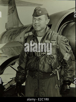 Yeager, Charles 'Chuck' Banque D'Images