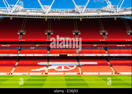 Coin à supporter l'Emirates Stadium, Arsenal Football Club