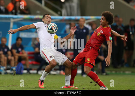 Le salvador br sil 1 juillet 2014 match de coupe du monde belgique contre les tats unis - 1er coupe du monde de football ...