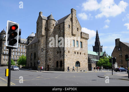 St Mungo Museum of Religious Life and Art à Glasgow, Ecosse Banque D'Images