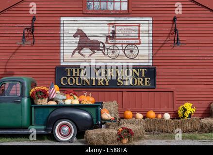Le Vermont Country Store, Weston, Vermont, Etats-Unis