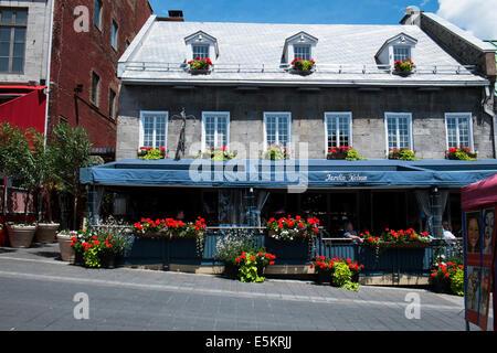 Des scènes de Montréal, Québec, Canada. Banque D'Images