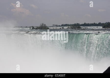 Les chutes canadiennes, également connu sous le nom de la Chute canadienne, comme la plupart d'elle se trouve au Banque D'Images