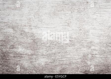 En bois patiné gris de fond en bois rustique avec peinture blanche pâle montrant la texture woodgrain Banque D'Images