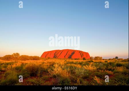 Uluru, Ayers Rock, Territoires du Nord, Australie