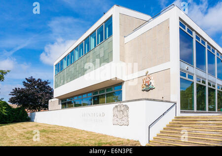 La Cour de comté de Brentford et Tribunal de la famille Brentford MIddlesex West London UK GB EU Europe Banque D'Images