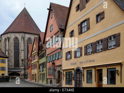 Dinkelsbühl, Bavaria, Germany, Europe Banque D'Images