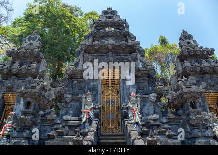 Temple Goa Lawah à Bali, Indonésie Banque D'Images