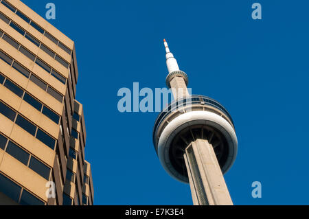 Tour CN centre-ville de Toronto, Canada