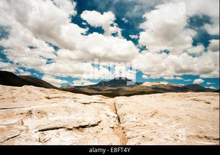 Le Chili, San Pedro de Atacam, photo de montagne