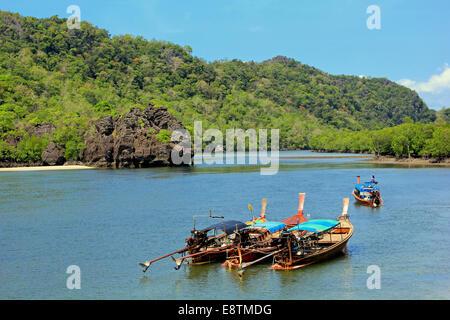 Ko Tarutao Parc National Maritime, Ranong, Thaïlande du sud Banque D'Images