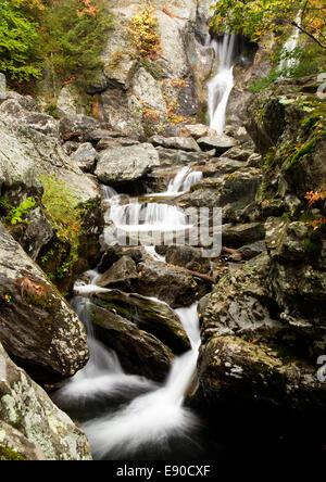 Bash Bish falls dans Berkshires