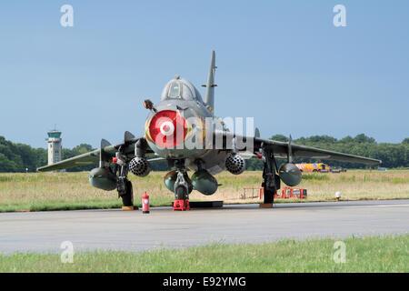 Armée de l'Air polonaise chasseur Su-22