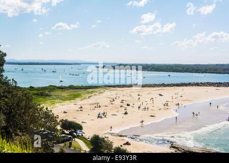 Maison de vacances les amateurs de plages, Yamba, New South Wales, Australie