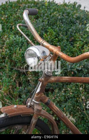 Vélos rouillés