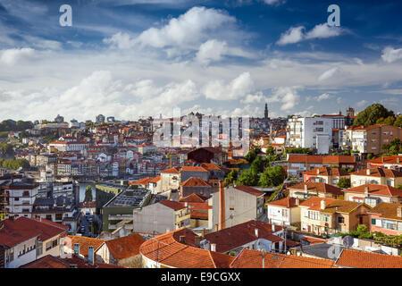 Porto, Portugal paysage urbain. Banque D'Images