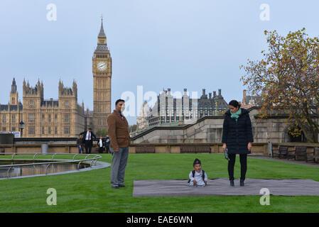 Londres Royaume Uni 13 Novembre 2014 Guinness World Records 2015